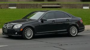 Mercedes benz C-250 4MATIC