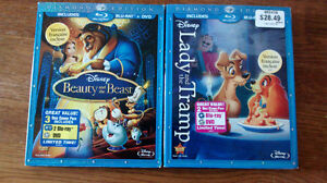 i have some Disney's for sale---Blue ray+dvd+digital