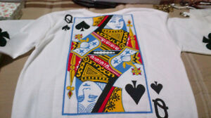 Womens Poker Shirts