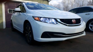 Honda Civic Ex 56,000kms Financing Available.