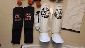 Muay Thai gear !!! Practically new