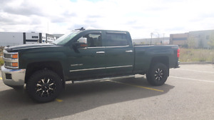 2015 Chevy 2500HD LTZ Duramax