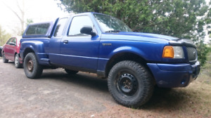 Ford Ranger 2003 4x4 super cab