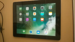 iPAD 4 32GB In good condition and shape WiFi only