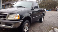 1998 Ford F-150 Pickup Truck cert + etested 3500 km ago