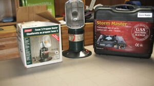 portable heater and stove