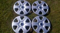 "Ford Wheel Covers (set of 4) 15"" - Like New"