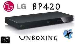Dvd blu ray 3d LG 115$ nego