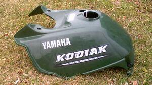 Yamaha Kodiak '06 fuel cover