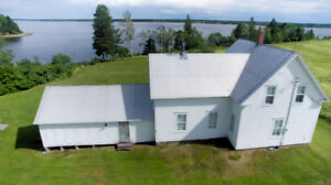 Homestead For Sale - Waterfront!!