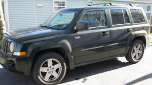 2010 Jeep Patriot North SUV, Crossover 4X4