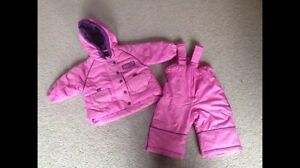 Girls 2pc Snowsuit St. John's Newfoundland image 1