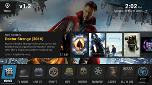2017 3D 4K MODEL Android TV running Kodi 17  krypton Edmonton Edmonton Area image 2