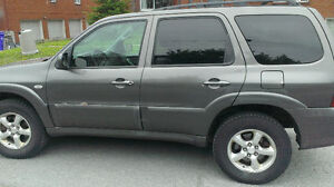 2006 Mazda Tribute crossover VUS