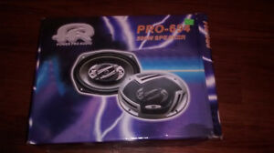 Power pro audio 6x9 car speakers