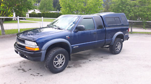 *REDUCED*2001 Chevy S10 ZR2 4x4
