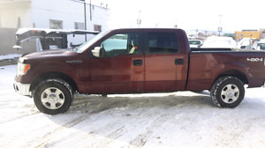 2010 ford f 150 crew short box 4x4