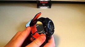 Casio G-shock Shock Resist World Time Watch