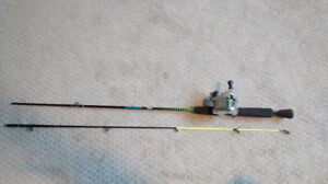 BAIT CASTING REEL AND ROD $65.00 OBO