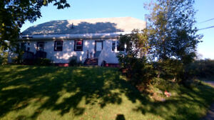 2 Bedroom Duplex on Large Quiet Country Lot