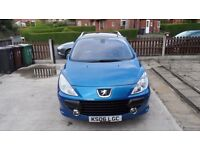 Peugeot 307 seconds 1.6hdi