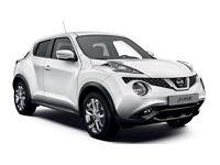 Nissan Juke diesel 2014 - White