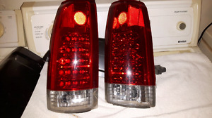 LED taillights for 88 - 98 chevy truck