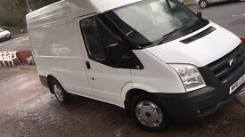 Ford transit t260 115 bhp 6 speed every extra top spec