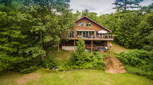 Waterfront Listing on Sparrow Lake with 5.63 Acres