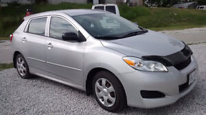 2009 Toyota Matrix Wagon