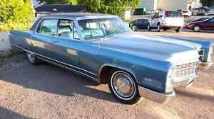NEW PRICE! 1966 CADILLAC FLEETWOOD BROUGHAM-LOW MILEAGE CLASSIC!