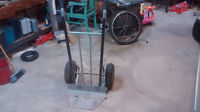 Heavy duty moving cart/dolley