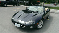 2003 Jaguar XK XK8 Convertible