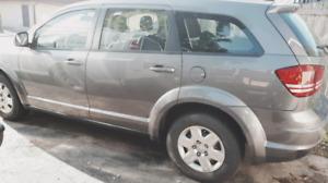 2012 Dodge Journey SE CVP
