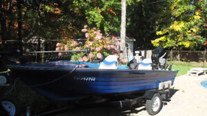 Bateau de pêche Doral à vendre