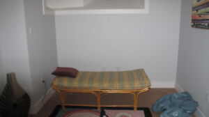 Cot with Pad