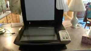 Lexmark scanner printer works good have all cables and software