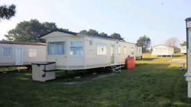 3 bed static Caravan for hire holiday home