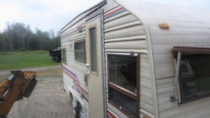 SUN LINE TRAVEL TRAILER