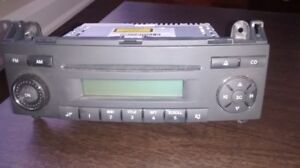 Mercedes Benz Sound 5 Cd player/radio