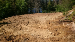 Terrain pour construction de chalet
