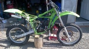 Help,i need exhaust for, 84 kx125