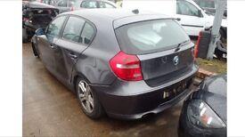 BREAKING BMW 1 SERIES E87 57 PLATE 116i