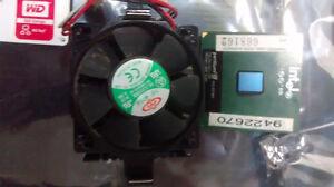 Intel Pentium III 733 mhz  socket 370