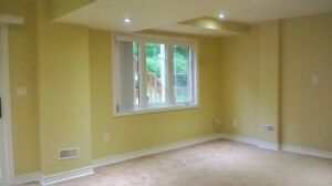 Walk-out Basement apartment for rent!!