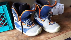 D23 Snowboard boots