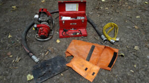 Waterax Mark 3 2015 water pump   all the accessories