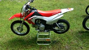 2013 CRF 110 F