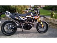 2015 Pulse Adrenaline 250cc , excellent condition