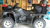 2009 Unison 500 2UP ATV  for sale